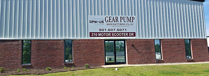 GPM US Supply Chain Warehouse