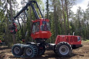 Forestry vehicle-11