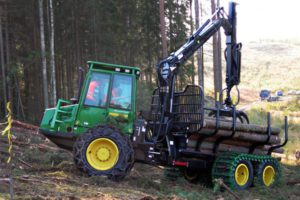 Forestry vehicle-3