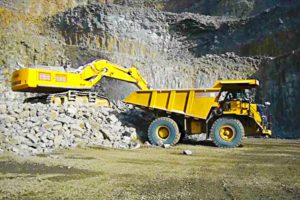 Mining Vehicle-3