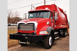Refuse Truck-3