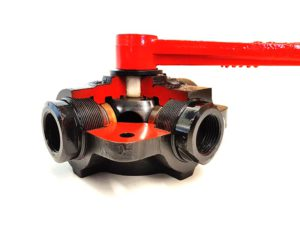 GPM 4-way Ball Valve-05