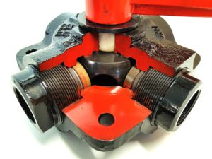 GPM 4-way Ball Valve-06