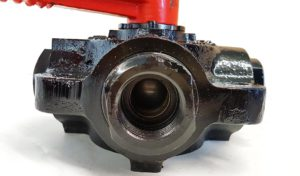 GPM 4-way Ball Valve-09