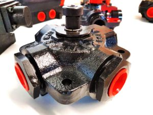 GPM 4-way Ball Valve-12