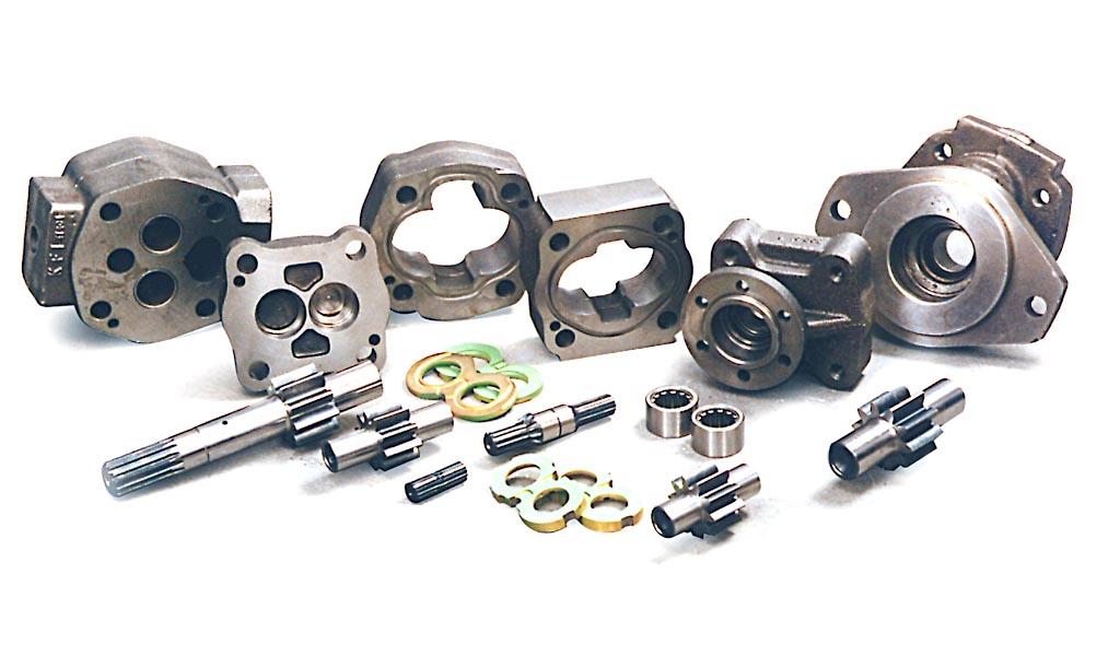 Hydraulic Gear Pump Design : Hydraulic pump components gear manufacturing gpm