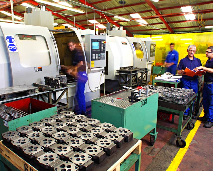 Company Profile - Gear Pump Manufacturing (GPM)