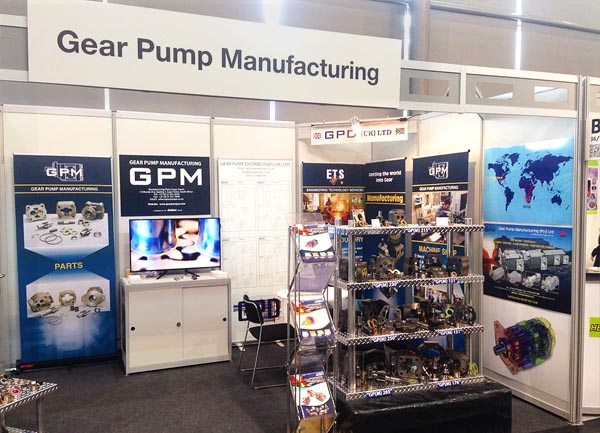 Gearpump Manufacturing (GPM) at Hannover Messe