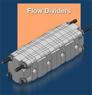 GPM Flow Dividers