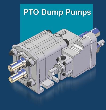 GPM PTO Dump Pump Range