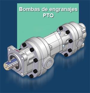 Bomba de Engranajes PTO GPM