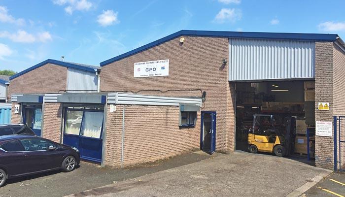 Gear Pump Distribution (UK) Ltd