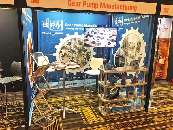 GPM Booth at Down Under Conference